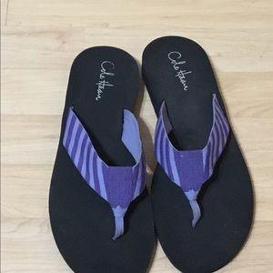 Cole Haan Flip Flops Size 11